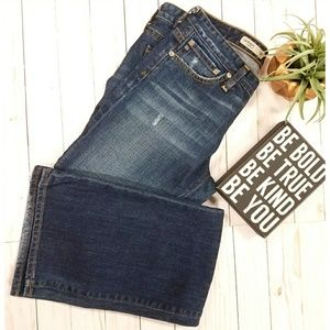 AG Angel Boot cut jeans